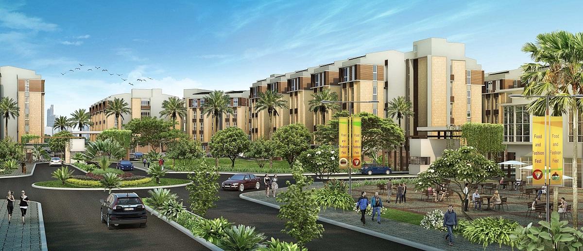 Apartemen EcoHome