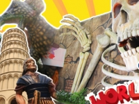 World of Wonders Theme Park – Citra Raya Cikupa Tangerang