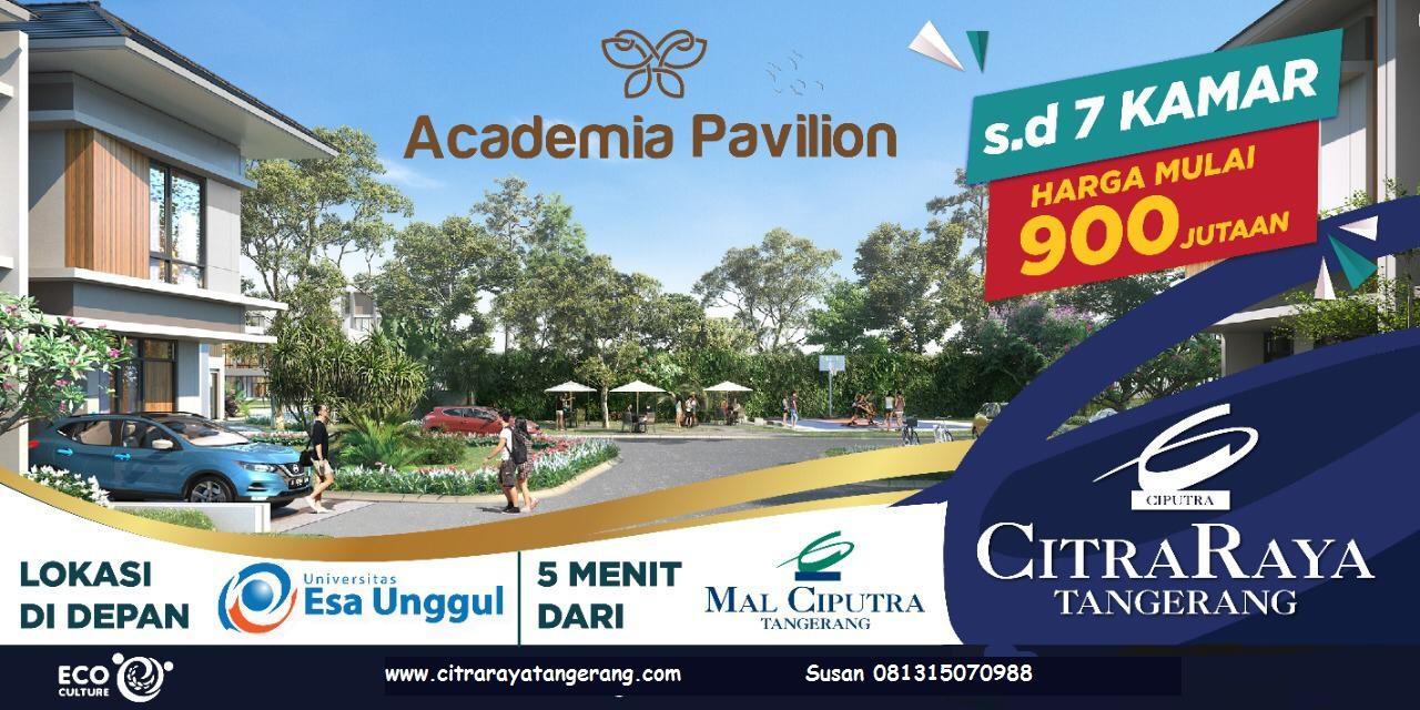 Cluster Academia Pavilion